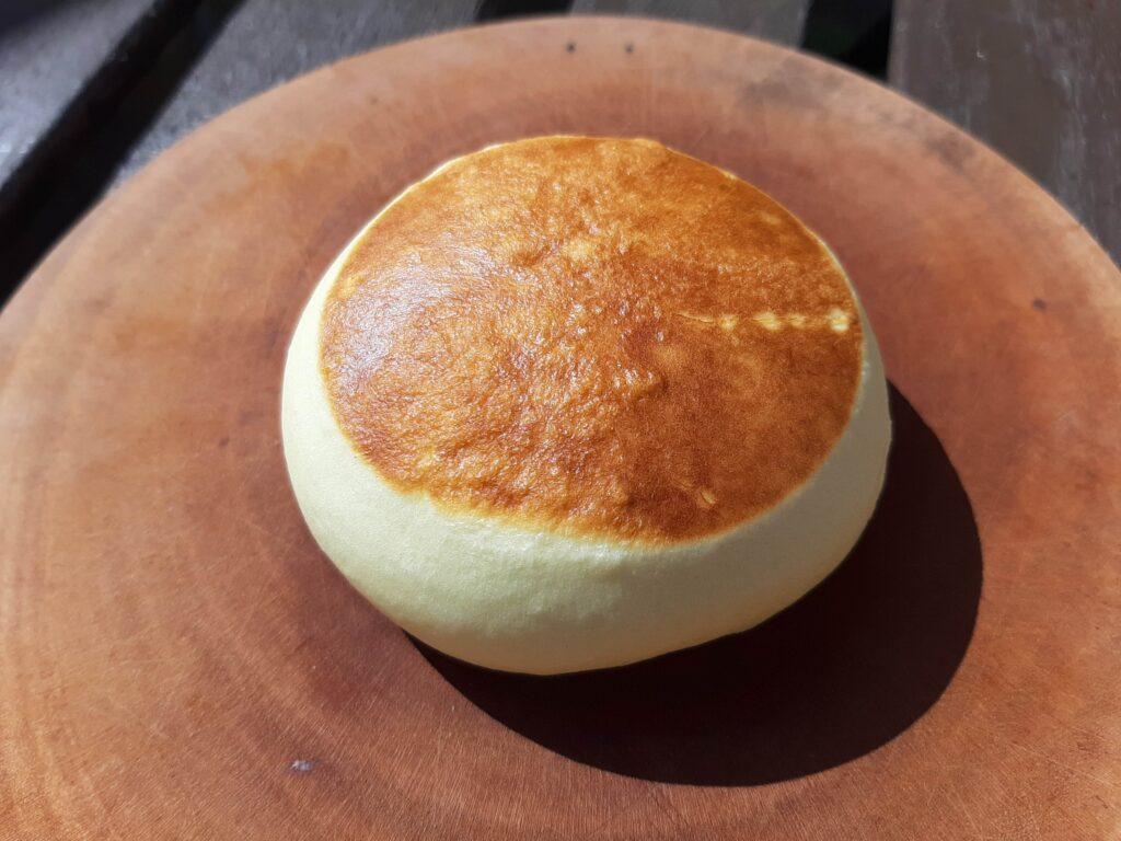 井村屋のホットケーキまんはもっちりとしてます